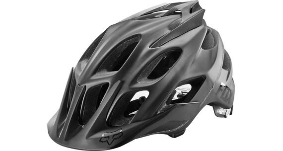 Fox Flux Matte Helmet Men black